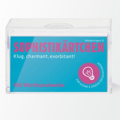 Sophistikaertchen_front