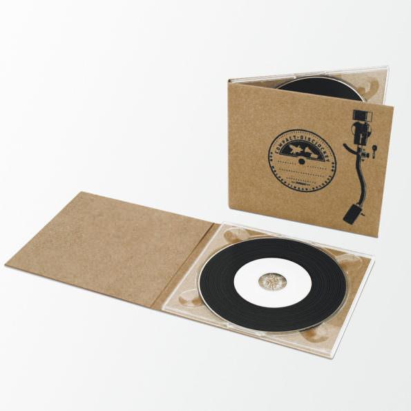 Compact Discjockey
