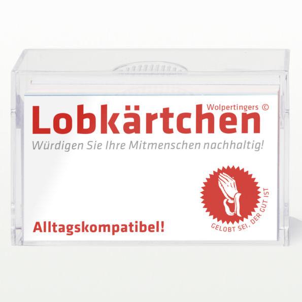 Lobkärtchen©