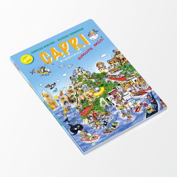 Wimmelbuch »Capri«