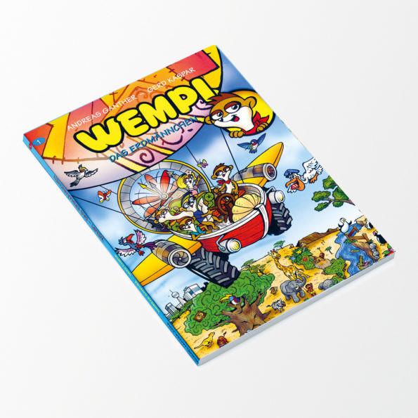 Wimmelbuch-Trio
